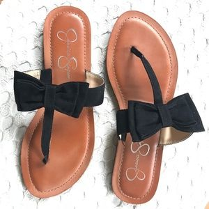 New w/o tags Jessica Simpson Sandals with Bow